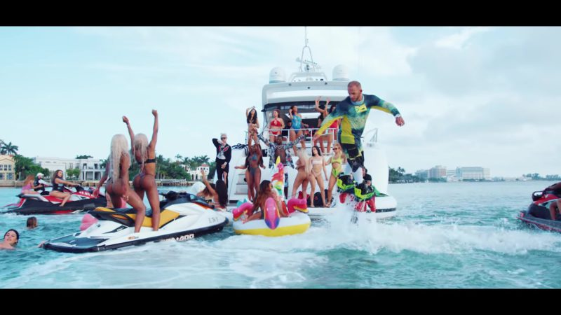 Pelagic Gear in Kept Back by Gucci Mane feat. Lil Pump (2018) - Official Music Video Product Placement