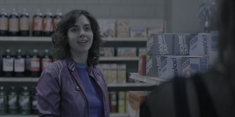 """Playtex Tampons in Glow Season 1 Episode 8: """"Maybe It's All the Disco"""" (2017) - TV Show Product Placement"""