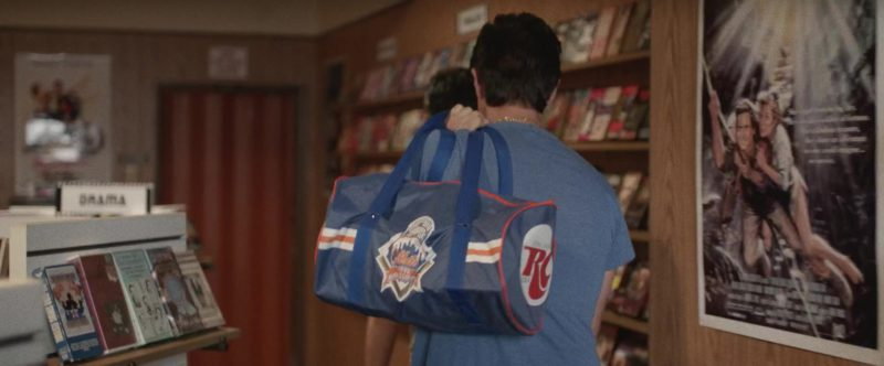 RC Cola Bag in Cruise (2018) Movie Product Placement