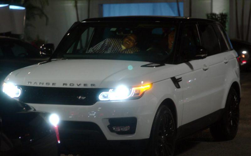 Range Rover Sport Car Used by Dwayne Johnson (Spencer Strasmore) in Ballers (1)