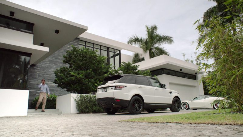 "Range Rover Sport Car Used by Dwayne Johnson (Spencer Strasmore) in Ballers: Season 1, Episode 1, ""Pilot"" (2015) - TV Show Product Placement"