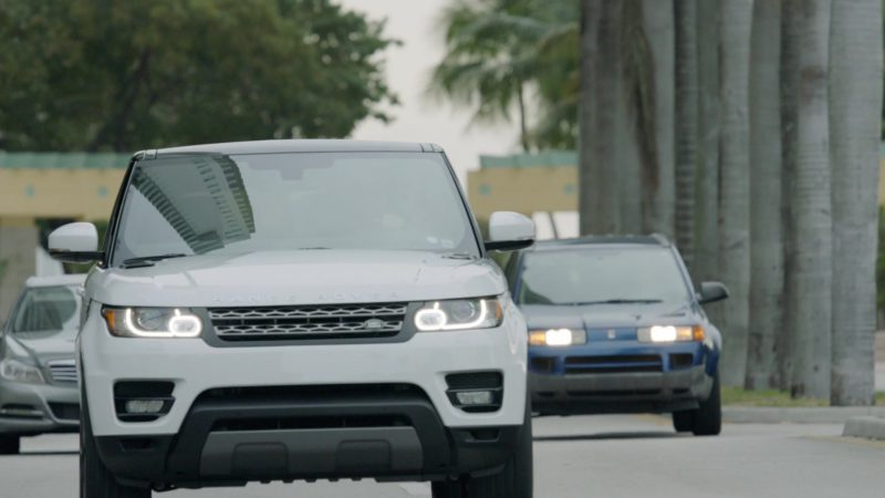 "Range Rover Sport Driven by Dwayne Johnson in Ballers: Season 1, Episode 7, ""Ends"" (2015) - TV Show Product Placement"
