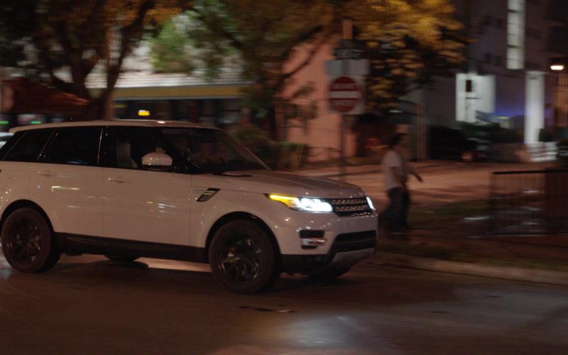 Range Rover Sport SUV Used by Dwayne Johnson in Ballers (1)