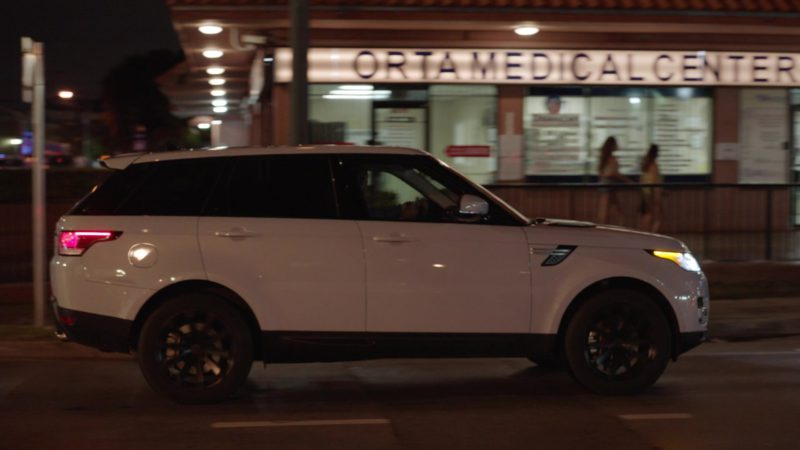 "Range Rover Sport Car Used by Dwayne Johnson in Ballers: Season 2, Episode 5, ""Most Guys"" (2016) - TV Show Product Placement"