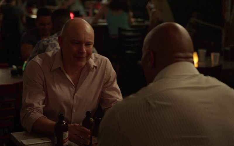 Red Stripe Beer Drunk by Rob Corddry in Ballers (1)