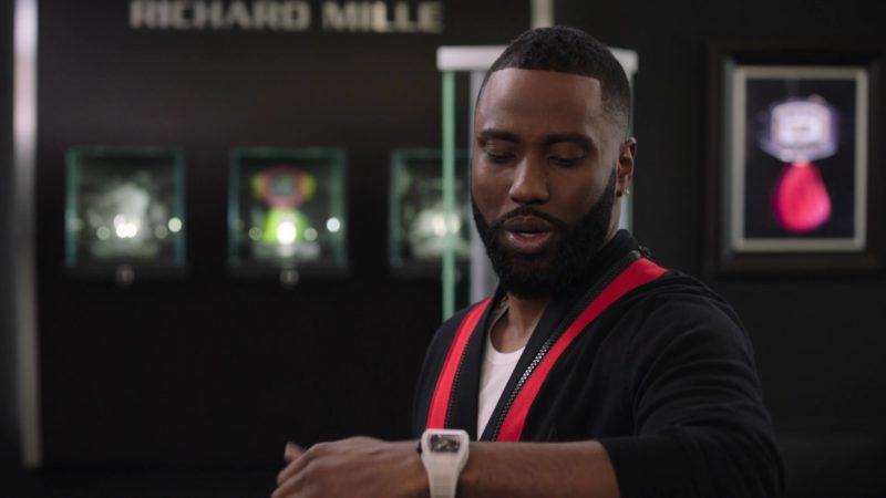 "Richard Mille Watches in Ballers: Season 4, Episode 2, ""Don't You Wanna Be Obama?"" (2018) - TV Show Product Placement"