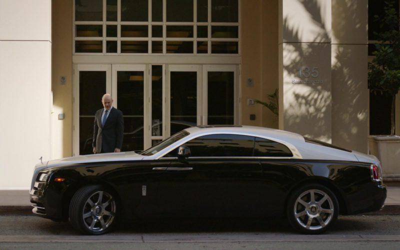Rolls-Royce Wraith Luxury Car in Ballers (1)