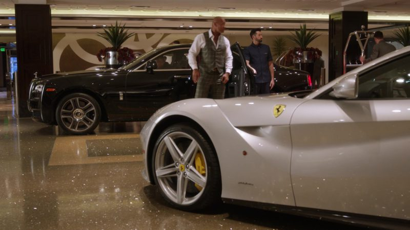 """Rolls-Royce and Ferrari Cars in Ballers: Season 3, Episode 2, """"Bull Rush"""" (2017) TV Show Product Placement"""