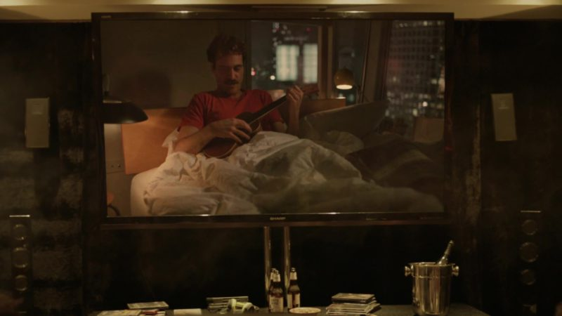 """Sharp TV in Ballers: Season 1, Episode 6, """"Everything Is Everything"""" (2015) - TV Show Product Placement"""