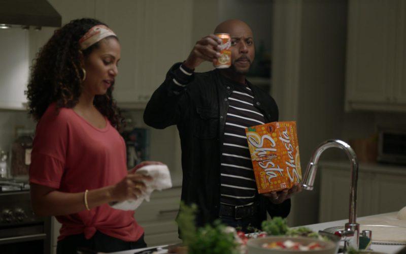 Shasta Orange Drink in A Million Little Things (1)