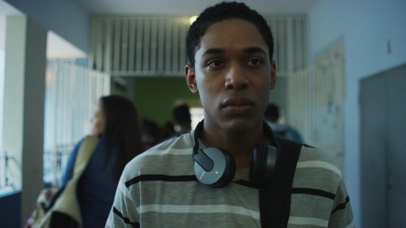 "Sony Headphones in StartUp: Season 2, Episode 2, ""Bleeding Edge"" (2017) - TV Show Product Placement"