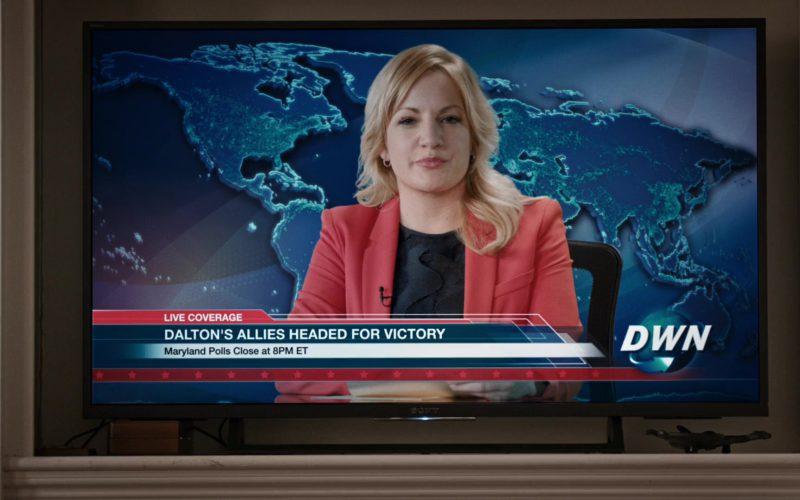 Sony TV in Madam Secretary Season 5 Episode 4 (1)