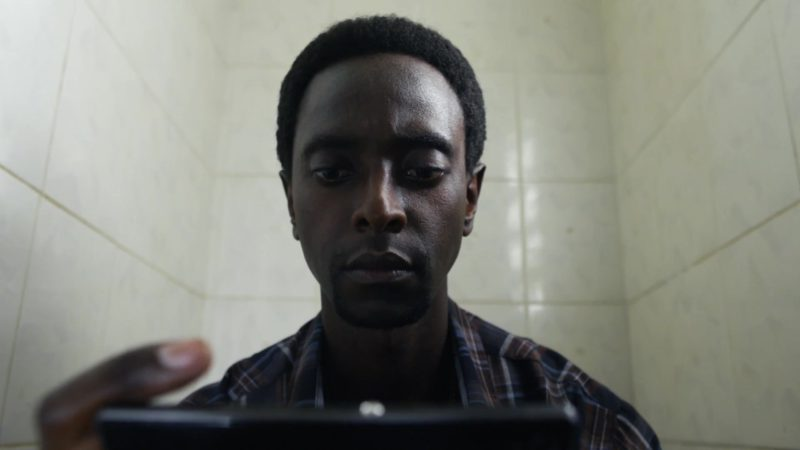 "Sony Xperia Android Mobile Phone Used by Edi Gathegi in StartUp: Season 1, Episode 2, ""Disruption"" (2016) TV Show Product Placement"