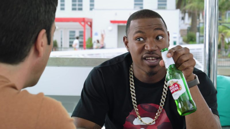 "Stella Artois Beer in Ballers: Season 4, Episode 3, ""This Is Not Our World"" (2018) - TV Show Product Placement"