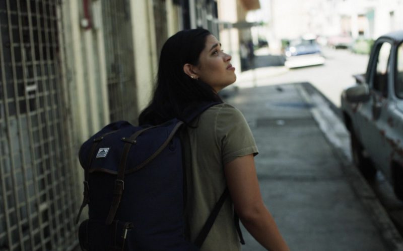 Steve Madden Backpack Worn by Otmara Marrero in StartUp (1)