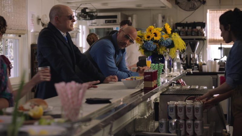 "Stillhouse Whiskey in Ballers: Season 4, Episode 4, ""Forgiving Is Living"" (2018) - TV Show Product Placement"
