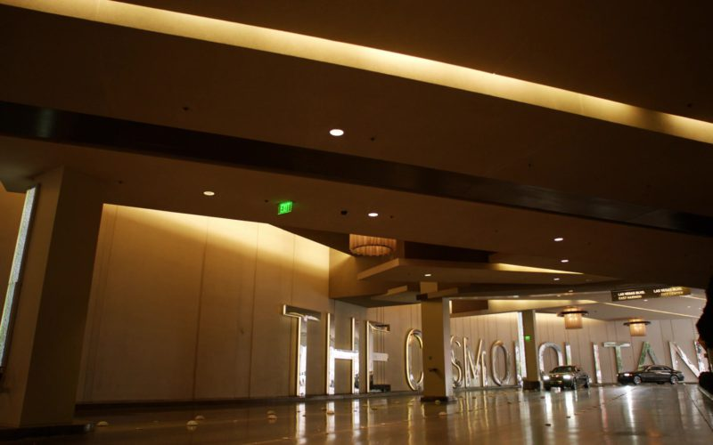 The Cosmopolitan Las Vegas Luxury Hotel in Ballers