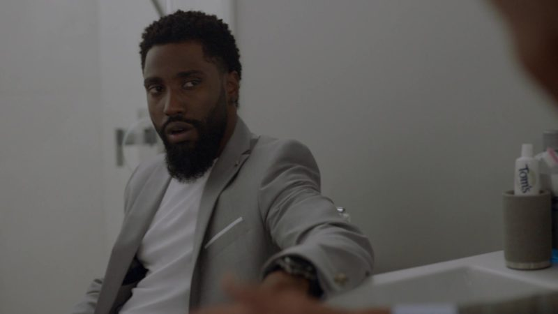 """Tom's of Maine Toothpaste in Ballers: Season 1, Episode 6, """"Everything Is Everything"""" (2015) - TV Show Product Placement"""