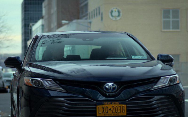 Toyota Car in Daredevil