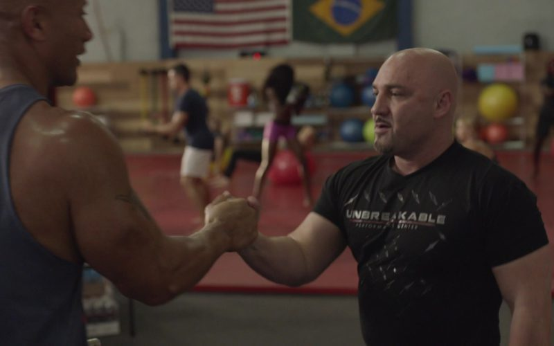 Unbreakable Performance Center T-Shirt in Ballers (1)
