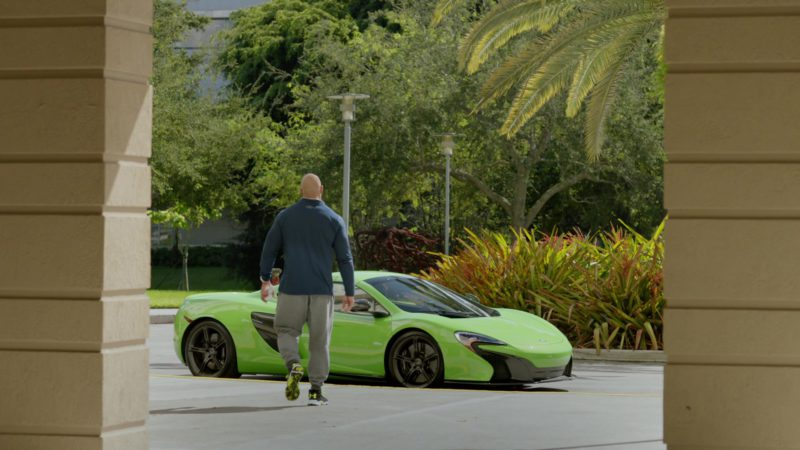 """Under Armour Shoes Worn by Dwayne Johnson in Ballers: Season 2, Episode 3, """"Elidee"""" (2016) - TV Show Product Placement"""
