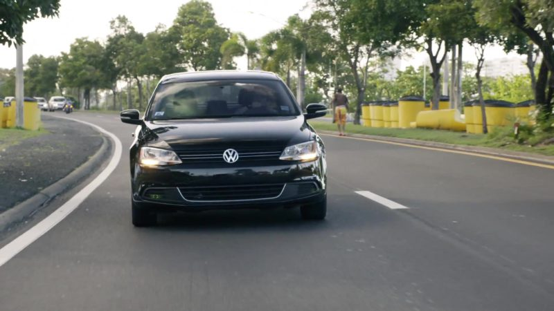 """VW Car Driven by Adam Brody in StartUp: Season 1, Episode 2, """"Disruption"""" (2016) TV Show Product Placement"""