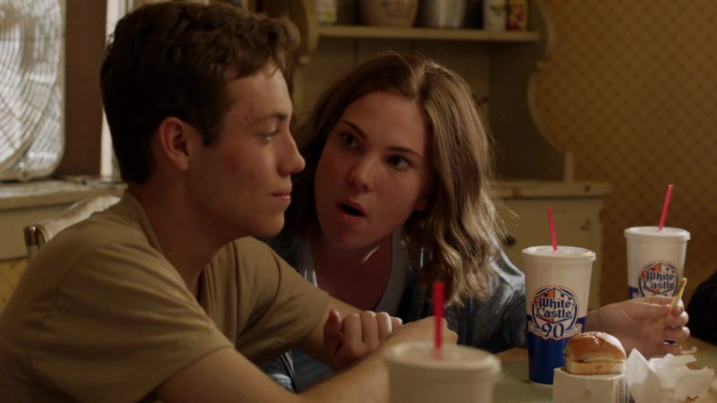 "White Castle Food and Drinks in Shameless: Season 9, Episode 6, ""Face It, You're Gorgeous"" (2018) - TV Show Product Placement"