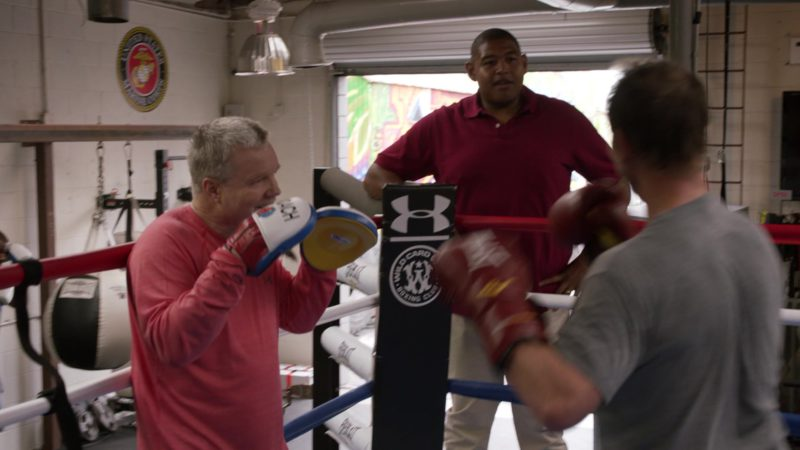"""Wild Card West Boxing Club and Under Armour in Ballers: Season 3, Episode 5, """"Make Believe"""" (2017) - TV Show Product Placement"""