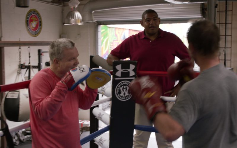 Wild Card West Boxing Club and Under Armour in Ballers (1)