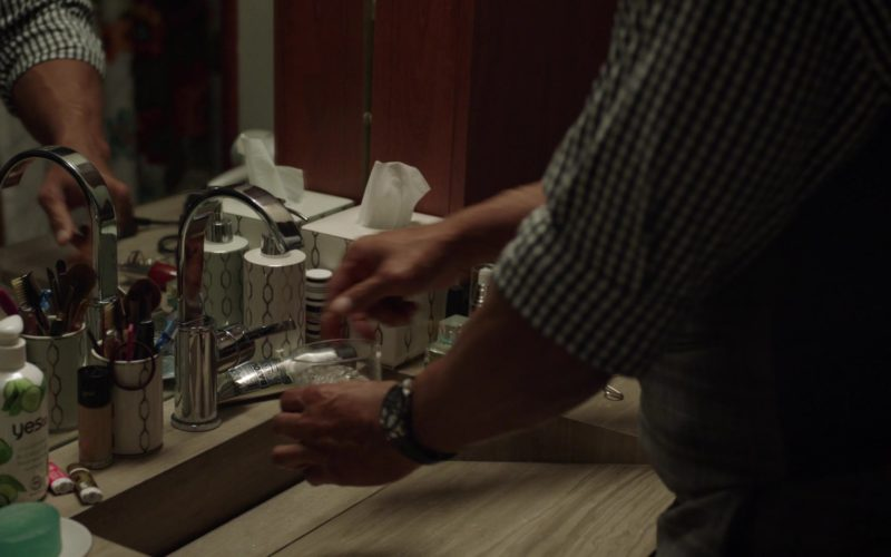 Yes To Cucumber Eucalyptus Liquid Hand Soap Used by Dwayne Johnson in Ballers