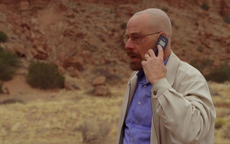 AT&T Cell Phone Used by Bryan Cranston (Walter White) (6)