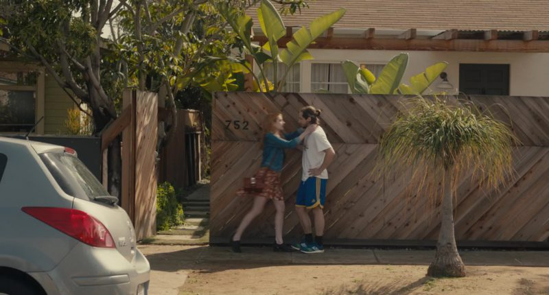 """Adidas Shorts and Sneakers Worn by Michael Angarano in """"In A Relationship"""" (2018) Movie Product Placement"""