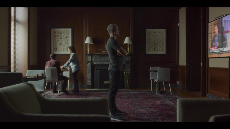 Adidas Sneakers Worn by Michael Kelly (Doug Stamper) in House of Cards Season 6 Episode 2 Chapter 67 (2018) - TV Show Product Placement