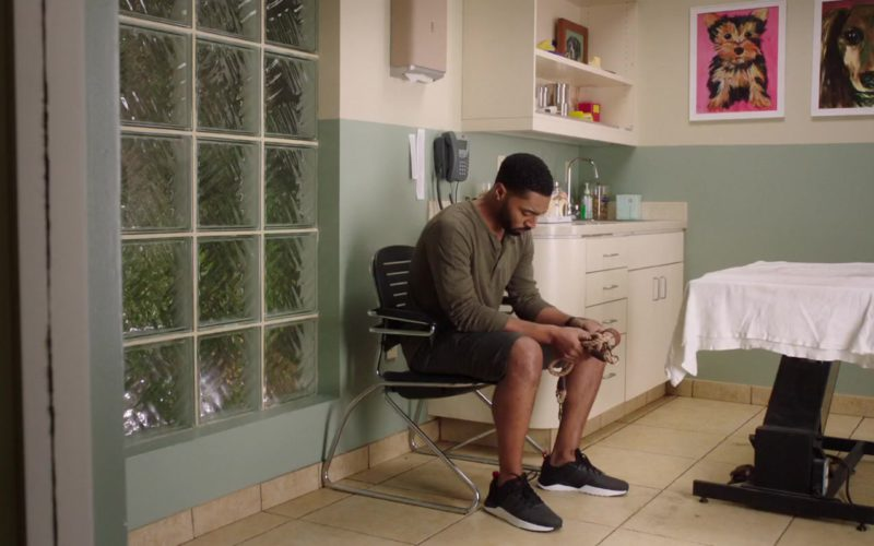 Adidas Sneakers Worn by Tone Bell in Dog Days (1)