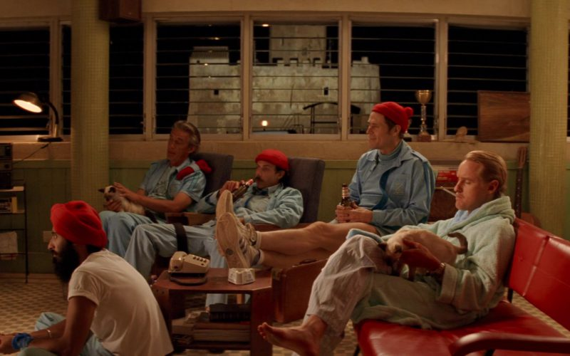 Adidas Sneakers Worn by Willem Dafoe in The Life Aquatic with Steve Zissou (1)