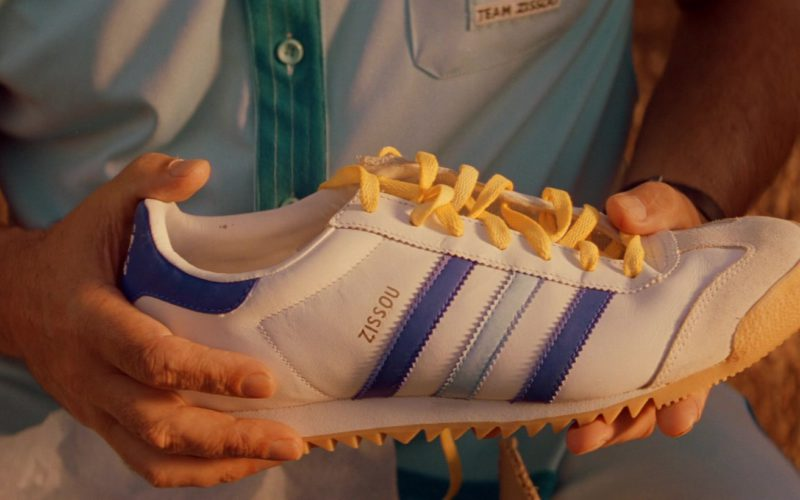 Adidas Zissou Team Shoes in The Life Aquatic with Steve Zissou (4)