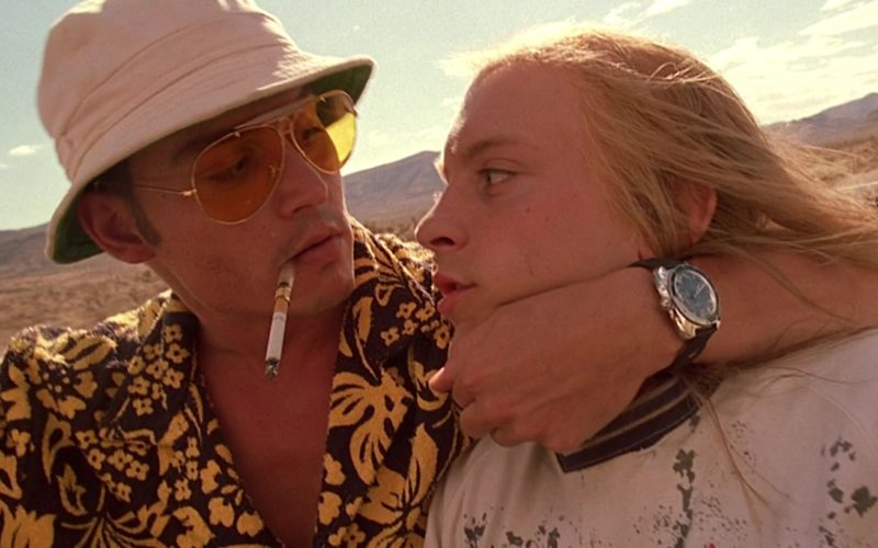 Alsta Nautoscaph Wrist Watch Worn by Johnny Depp in Fear and Loathing in Las Vegas (1)