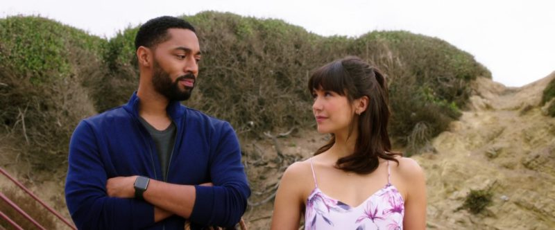 Apple Watch Worn by Tone Bell in Dog Days (2018) Movie Product Placement