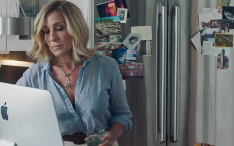 Apple iMac Computer Used by Sarah Jessica Parker in Blue Night (13)