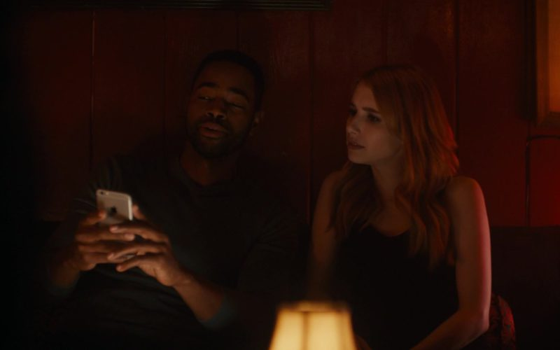 "Apple iPhone Cell phone Used by Jay Ellis in ""In A Relationship"" (1)"