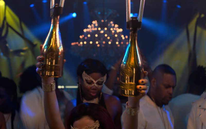 Armand de Brignac Champagne in SuperFly (1)