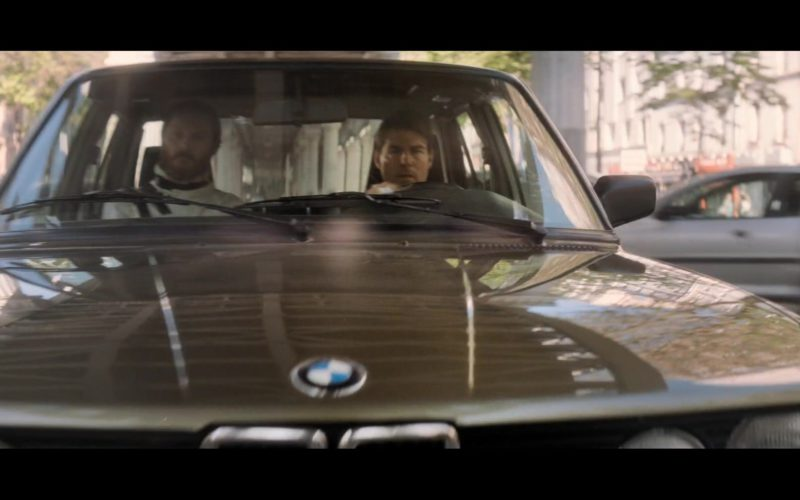 BMW 5 [E28] Car Used by Tom Cruise (Ethan Hunt) in Mission Impossible – Fallout (18)