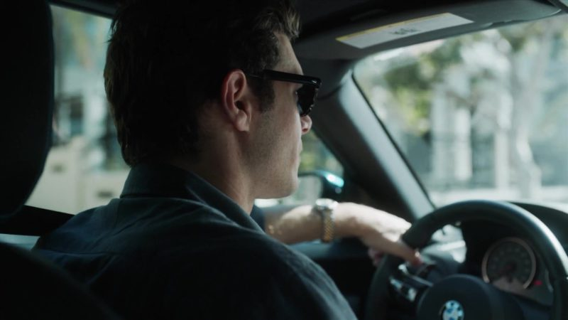 """BMW M2 Blue Sports Car Used by Adam Brody (Nick Talman) in StartUp: Season 3 Episode 3 """"Guerilla"""" (2018) - TV Show Product Placement"""