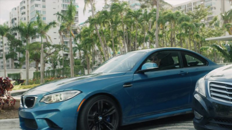 """BMW M2 Car Driven by Adam Brody (Nick Talman) in StartUp: Season 3 Episode 10 """"Trading Up"""" (2018) TV Show Product Placement"""