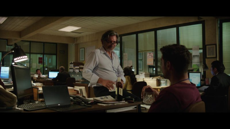 Ballantine's Whisky in The Romanoffs Season 1 Episode 6: Panorama (2018) - TV Show Product Placement