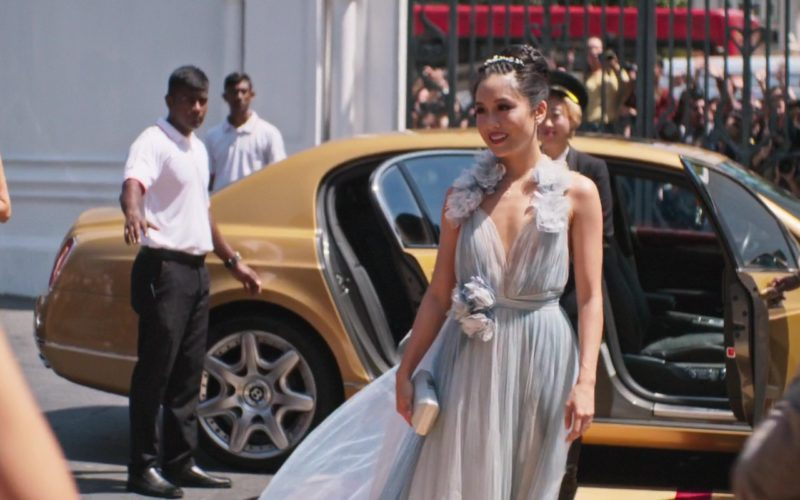 Bentley Car in Crazy Rich Asians
