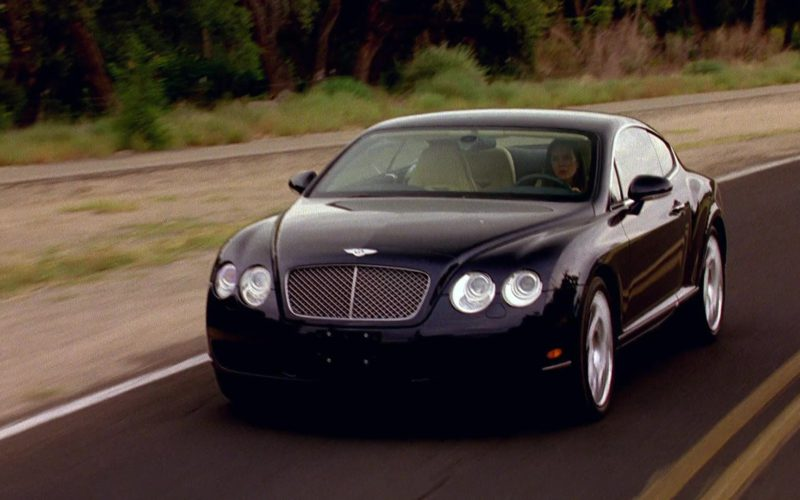 Bentley Continental GT Luxury Vehicle in Breaking Bad Season 2 Episode 6 (2)