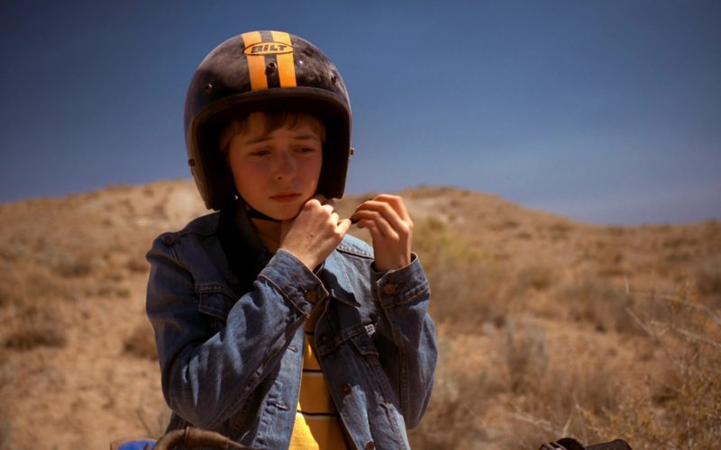 Bilt Motorcycle Helmet in Breaking Bad Season 5 Episode 5 (10)