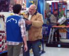 Black & Decker in Superstore Season 4 Episode 7 (2)