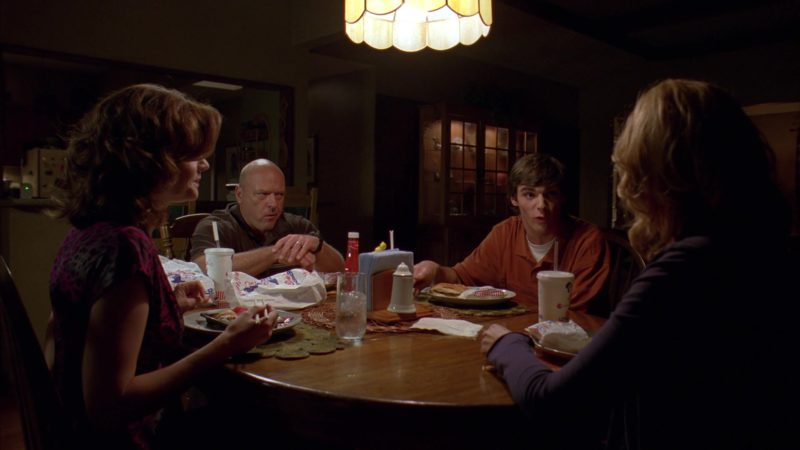 Blake's Lotaburger in Breaking Bad Season 3 Episode 2: Caballo Sin Nombre (2010) - TV Show Product Placement